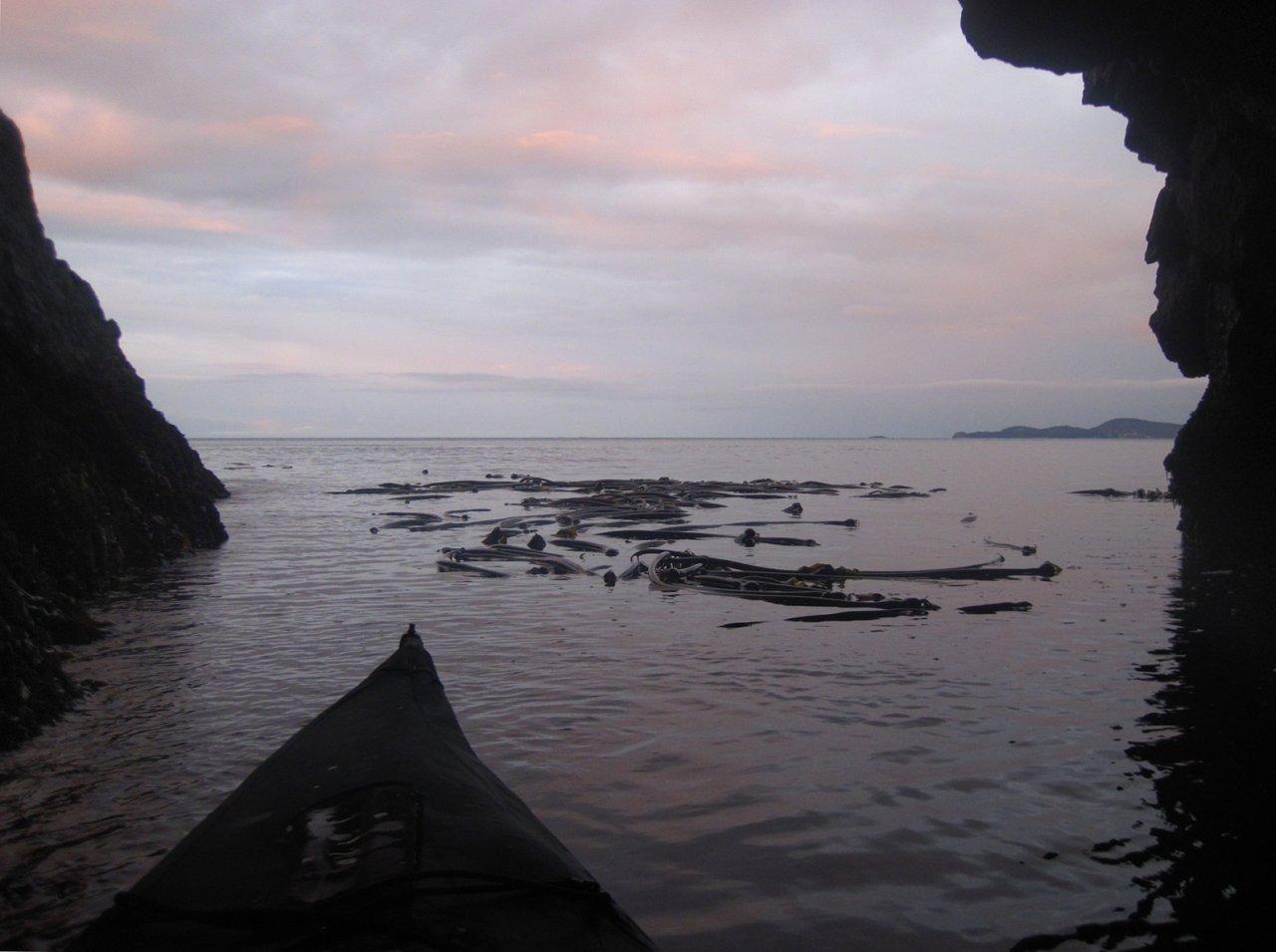 02 Sea cave at Sares Head.JPG