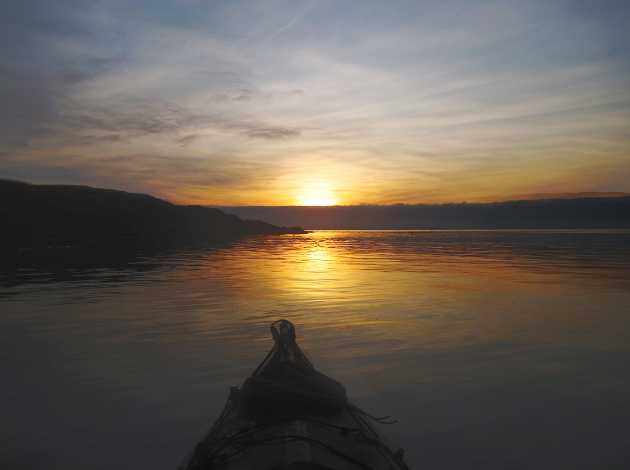 12 Sunrise east end of Discovery Island.JPG