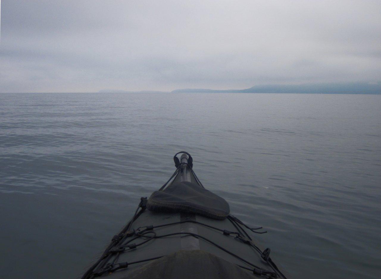 13 Northbound up Haro Strait.JPG