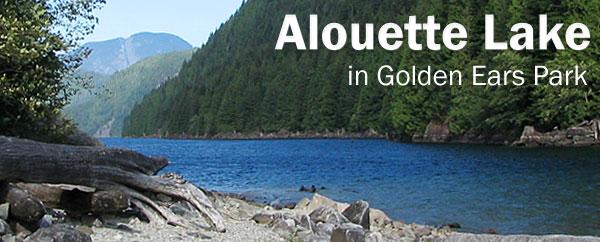 West Coast Paddler Photo Gallery Alouette Lake Alouette