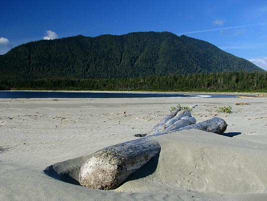 how to get to clayoquot sound