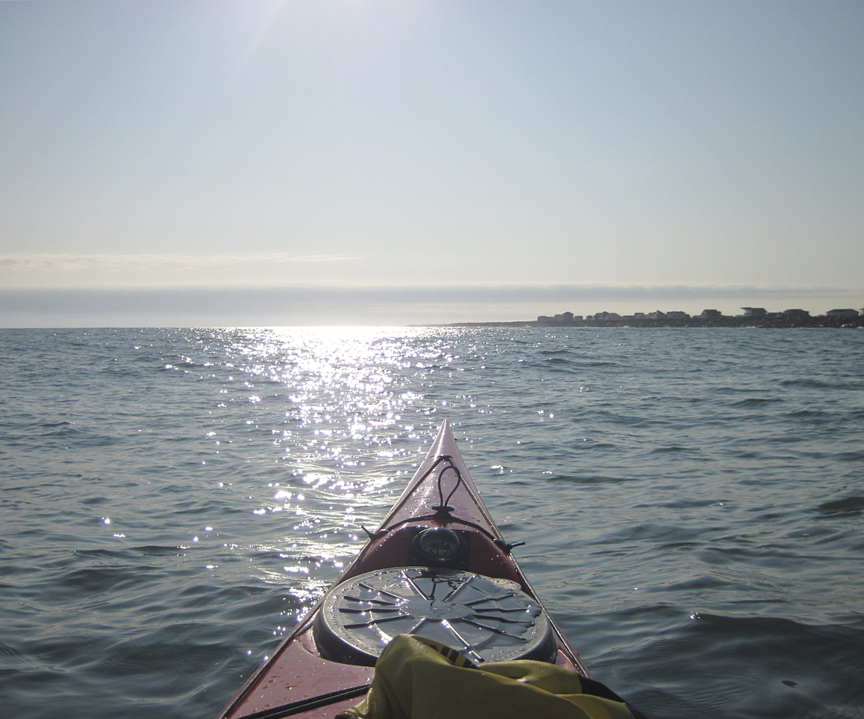 01 Departing Damon Point by kayak.jpg