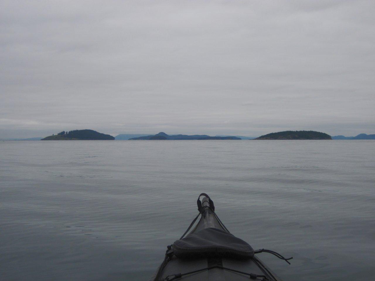 09 Looking west toward Spieden Island and Gulf Islands.JPG