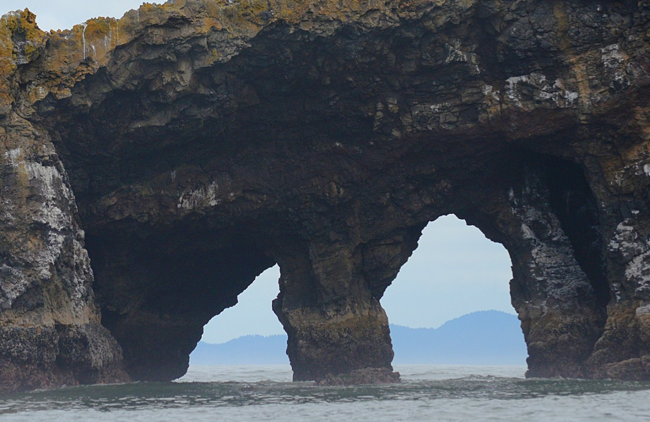 Approaching Two Arches.JPG
