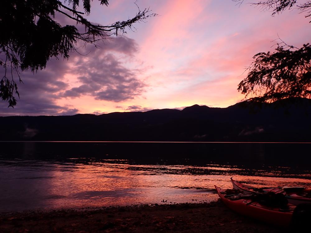 sunset over Sechelt.jpg